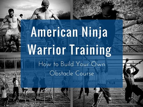 American Ninja Warrior Training