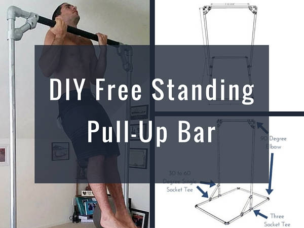 free standing pull up bar plans 2