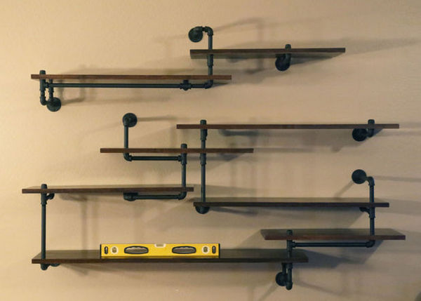 Modernizing Your Home with Industrial Pipe