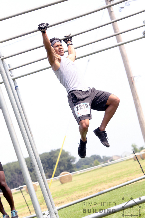 Obstacle Racing Monkey Bars