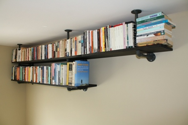 building wood shelf unit