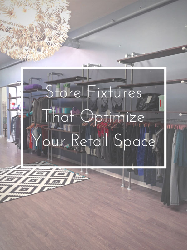 Store fixtures that optimize your retail space - Small retail space collection ...