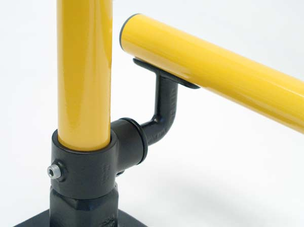 ADA Handrail Fittings
