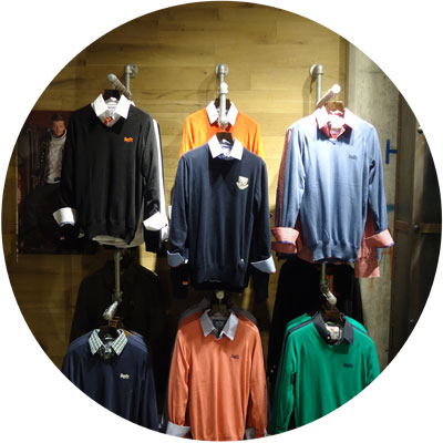 Super Dry Clothing Stores - Global Retailer of British Styled Clothing