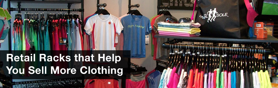 Retail Racks that Help You Sell More Clothing