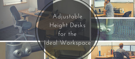 Adjustable Height Desks for the Ideal Workspace Image