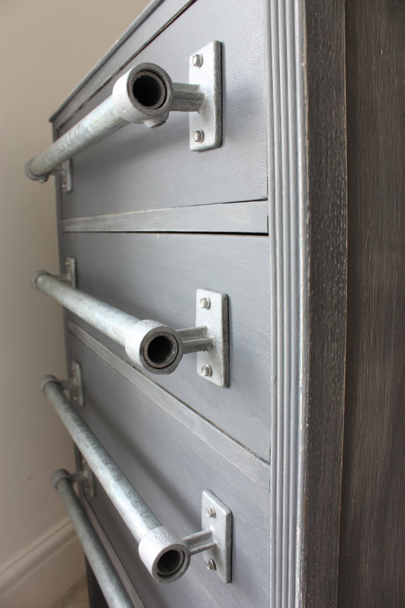Pipe Door Handles For Doors Drawers And Cabinets